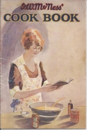 Vin FW McNess cookbook