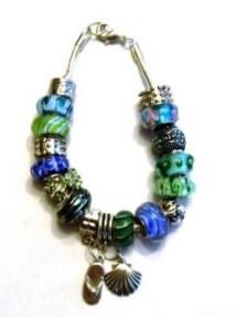 Beach Baby Euro Style Bracelet