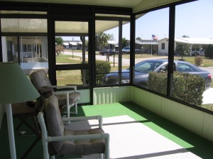Our Florida Sun Room