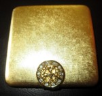 Vintage AVON Imperial Jewel Compact